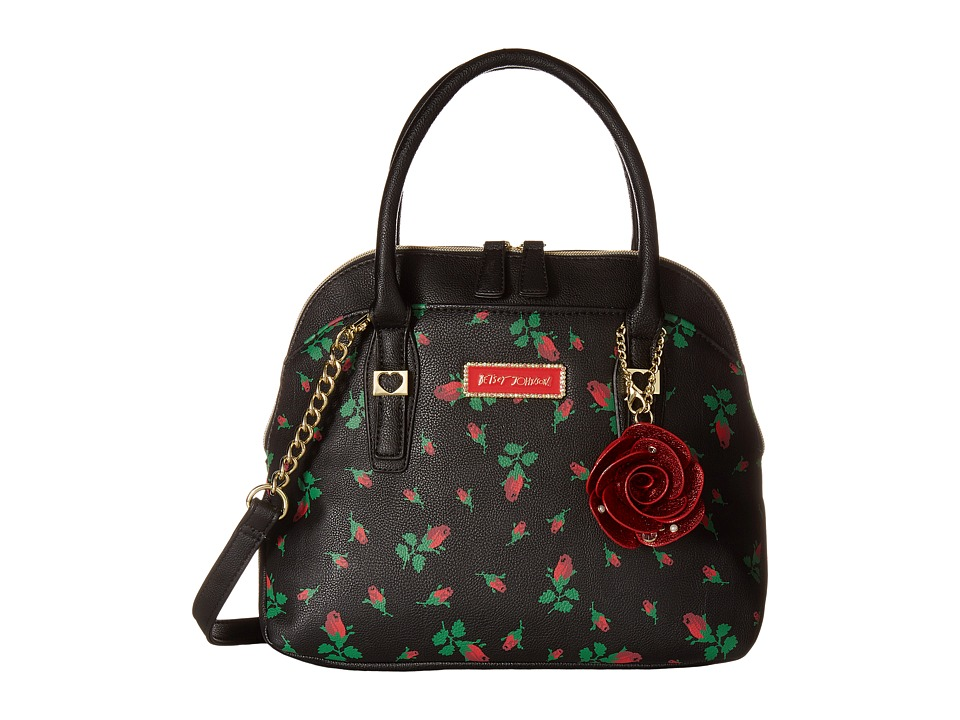 Betsey Johnson - Collar Dome (Rosebud) Handbags