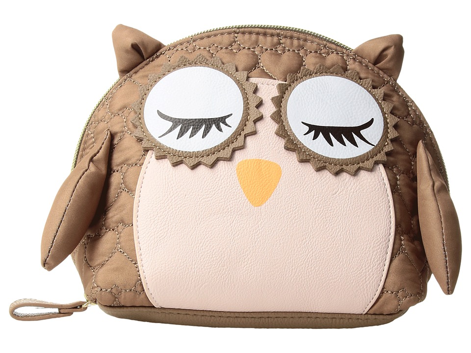 Betsey Johnson - Pinch Me Cosmetic (Spice) Cosmetic Case