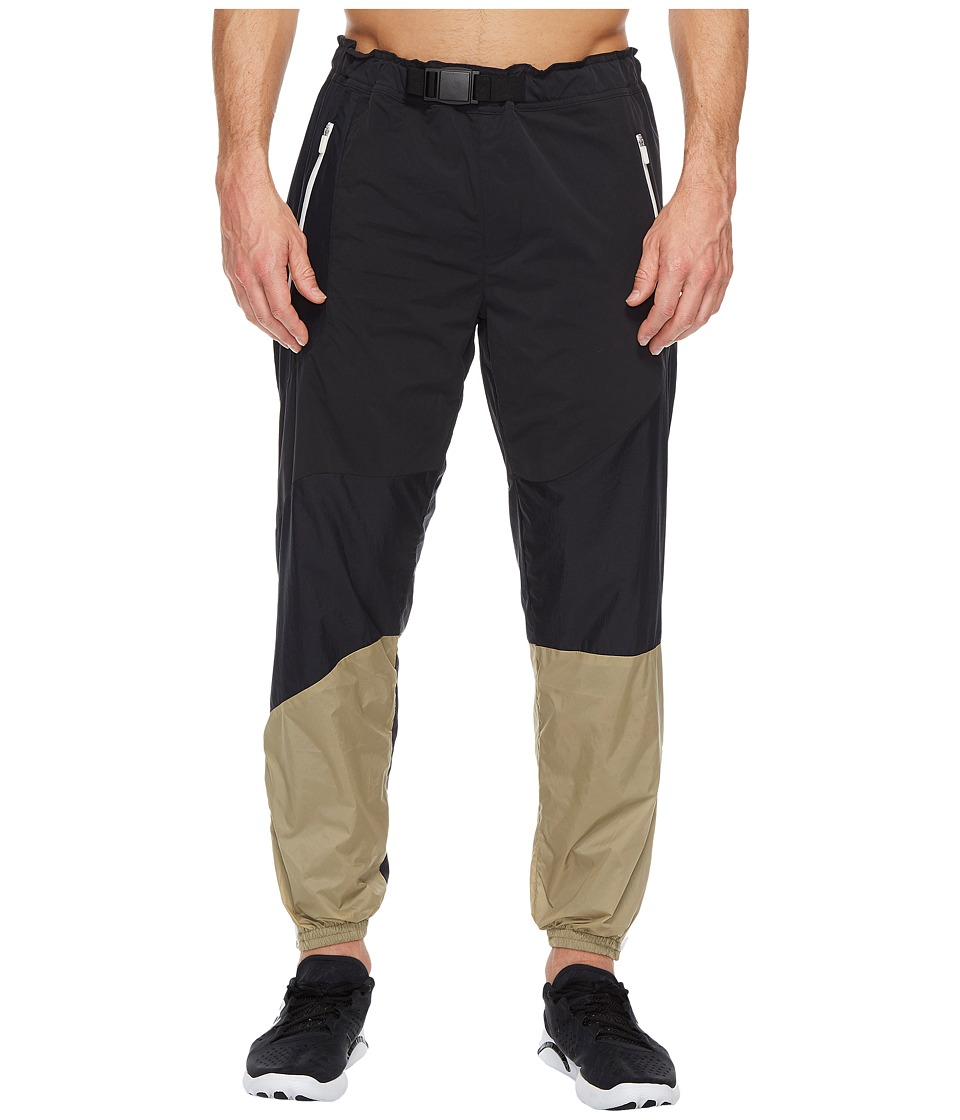 Under Armour - Meters Track Pants (Black) Men's Casual Pants