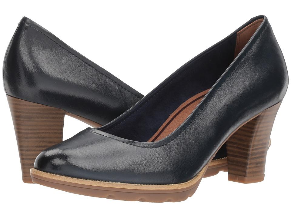 Tamaris Fee 1-1-22425-20 (Navy) High Heels