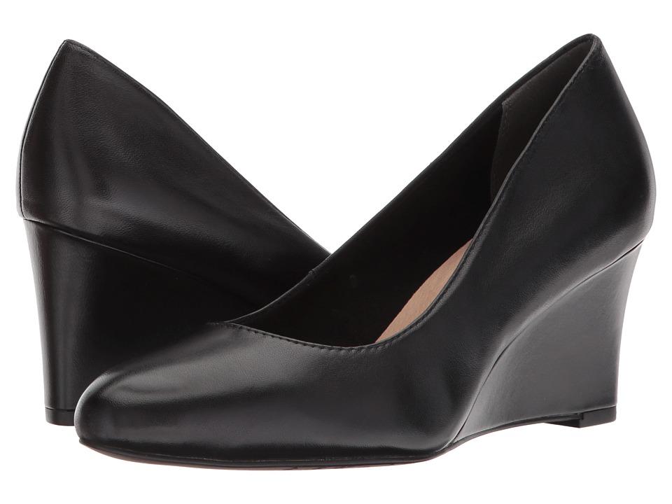 Tamaris Blaise 1-1-22468-20 (Black Leather) Women