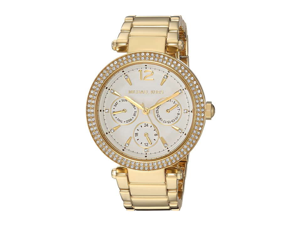 Michael Kors - MK5780 - Parker Swarovski (Gold) Watches