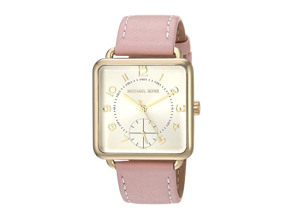 Michael Kors - MK2674 (Gold/Pink) Watches