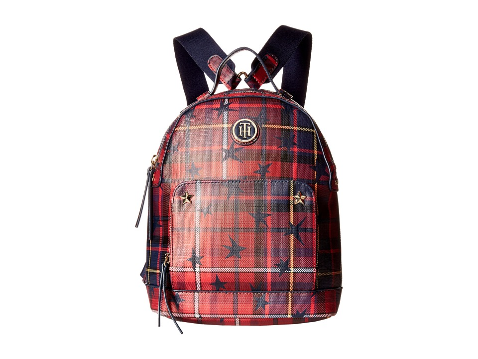 Tommy Hilfiger - Emmeline Backpack (Tommy Red) Backpack Bags