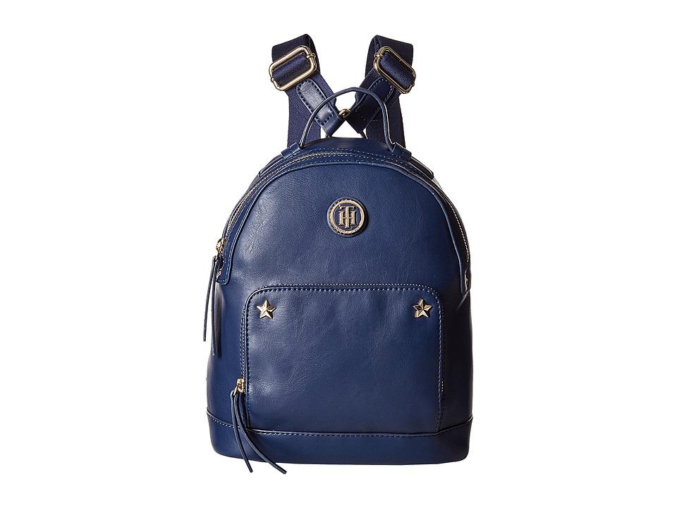 Tommy Hilfiger - Emmeline Backpack (Tommy Navy) Backpack Bags