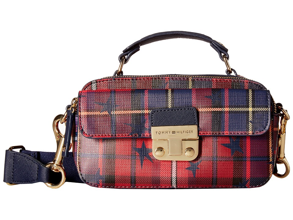 Tommy Hilfiger - Fash HW Crossbody (Tommy Red) Cross Body Handbags