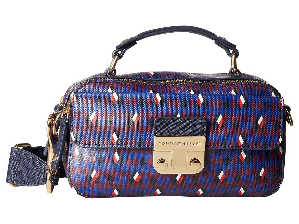 Tommy Hilfiger - Fash HW Crossbody (Tommy Navy) Cross Body Handbags