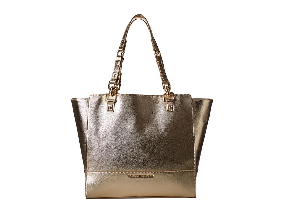 Tommy Hilfiger - Maisie Tote (Metallic Gold) Tote Handbags