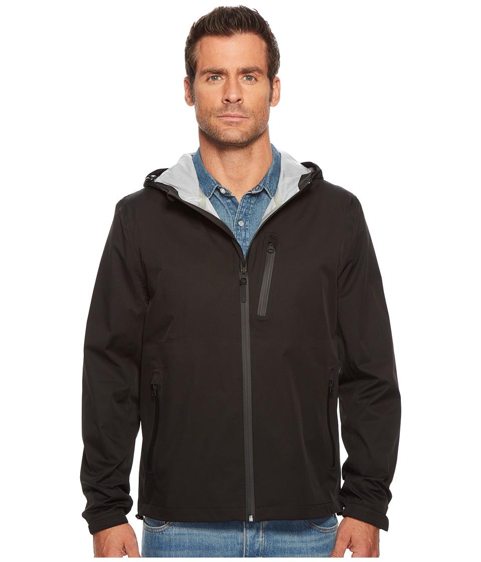 Cole Haan Lightweight Packable Jacket (Black) Men