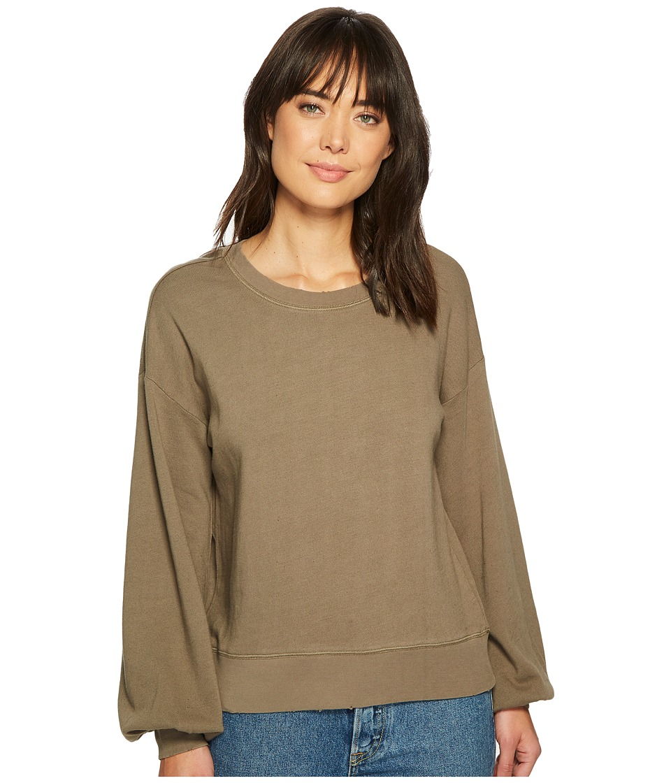 Paige Cortlynn Sweatshirt (Tanned Olive) Women