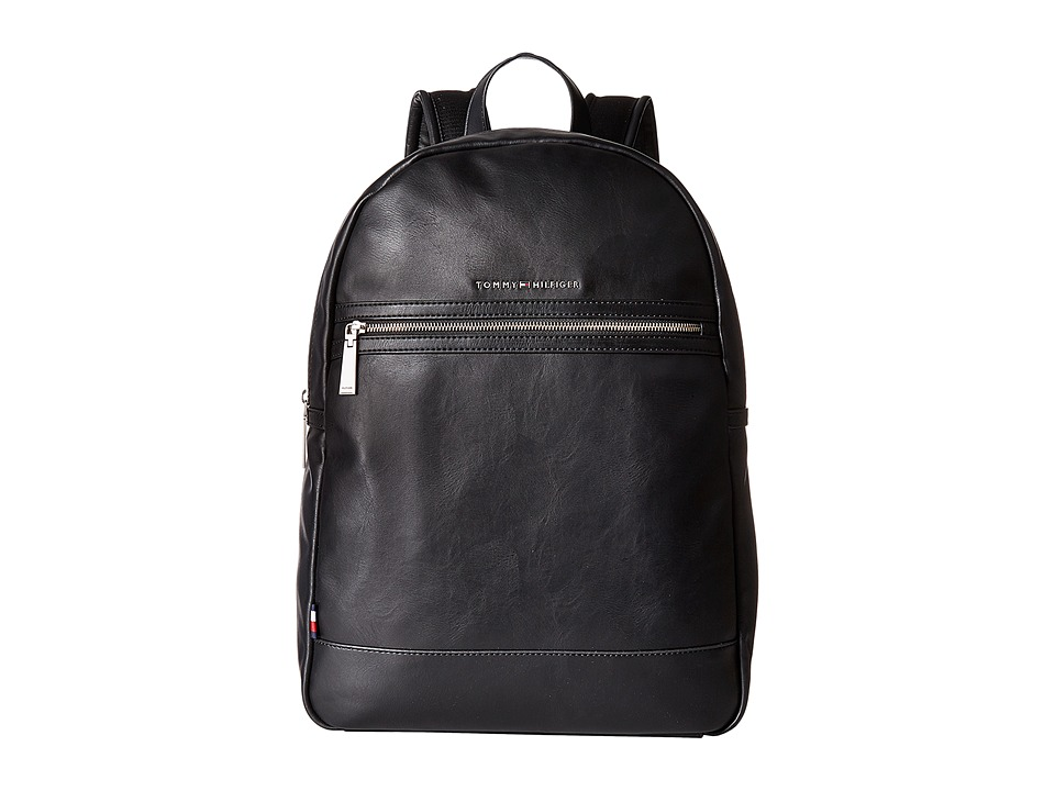 Tommy Hilfiger - TH City Backpack (Black) Backpack Bags