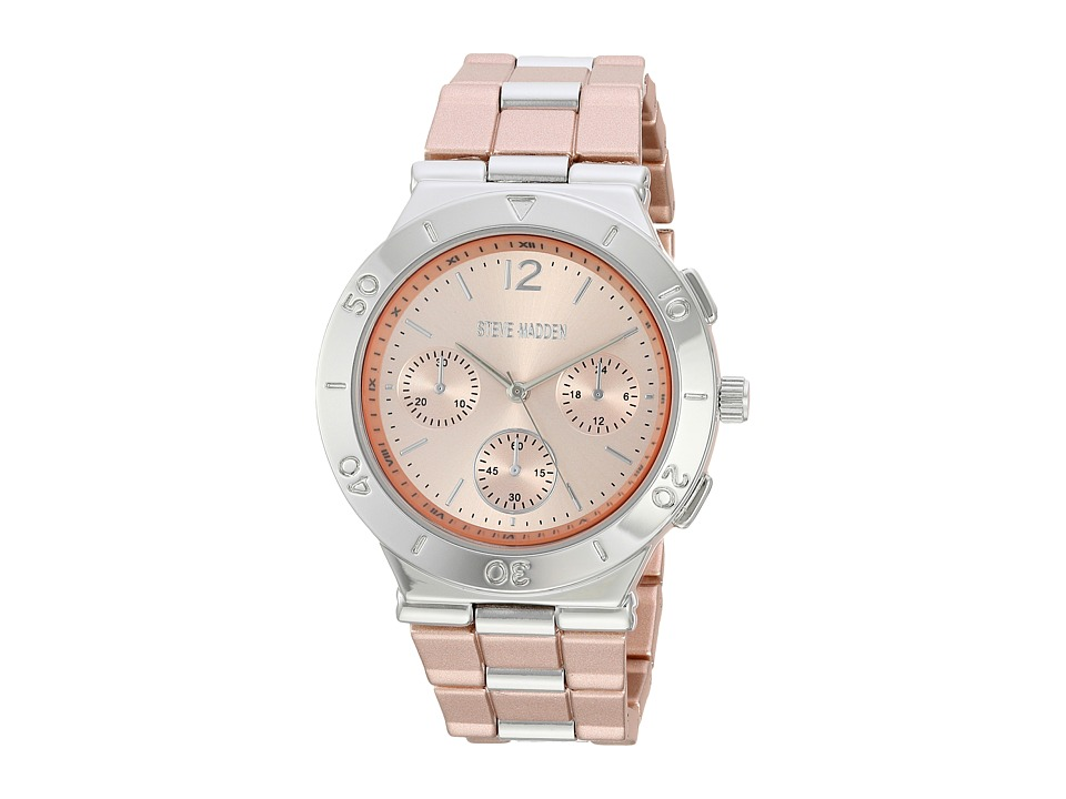 Steve Madden - SMW091Q-M1 (Blush) Watches