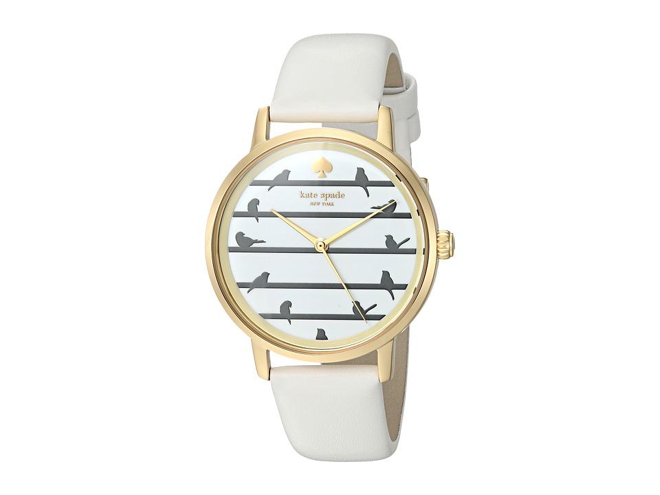 Kate Spade New York - Metro Birds - KSW1043 (Gold) Watches