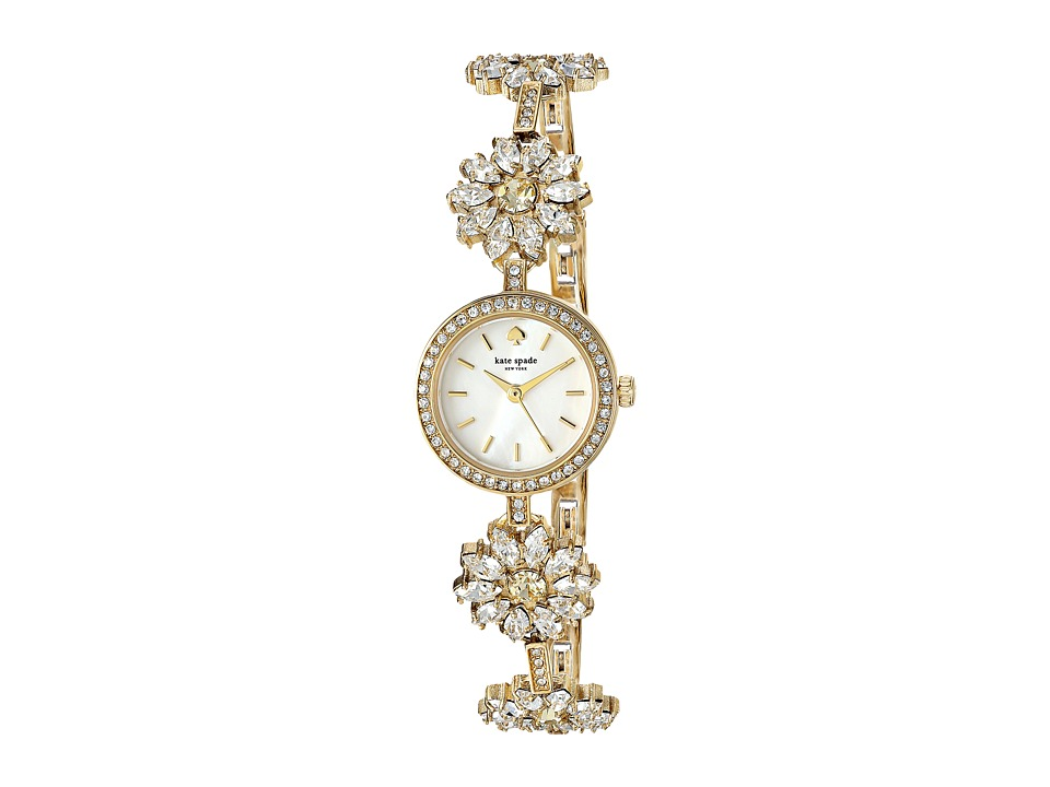 Kate Spade New York - Tiny Gramercy Mother-of-Pearl - KSW1083 (Gold) Watches