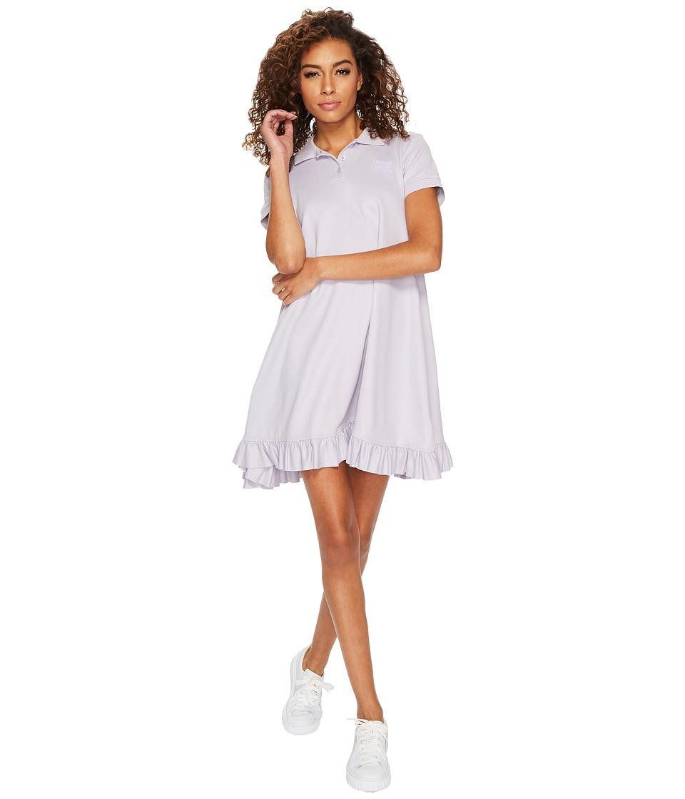 PUMA - Fenty Polo Swing Mini Dress (Thistle) Women's Dress