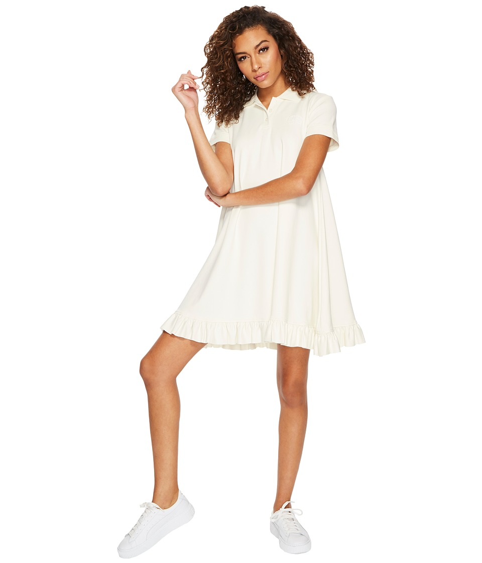 PUMA - Fenty Polo Swing Mini Dress (Vanilla Ice) Women's Dress