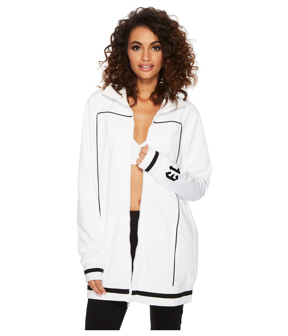PUMA - Fenty Tearaway Track Jacket (PUMA White) Women's Coat
