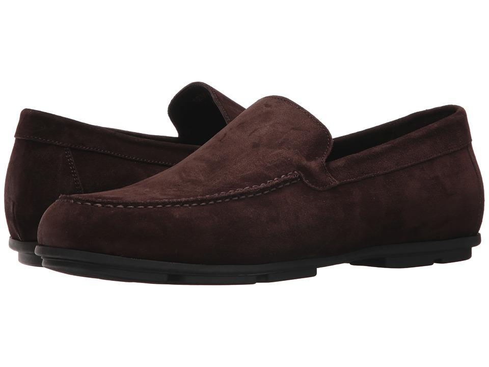 Bruno Magli Ago (Dark Brown) Men's Shoes