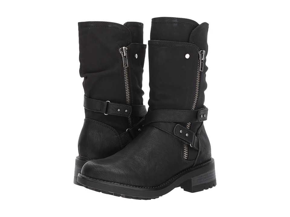 CARLOS by Carlos Santana - Sawyer 2 (Black) Women's Shoes