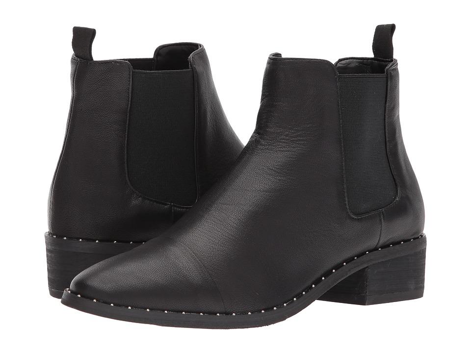 Dolce Vita - Tahlia (Black Leather) Women's Shoes