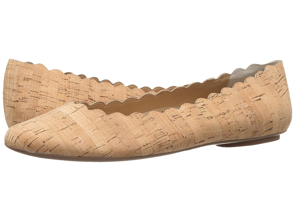 Vaneli - Sina (Natural Cork) Women's Shoes