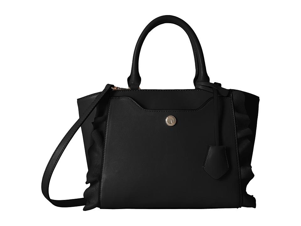 Nine West - Finian (Black/Black) Handbags