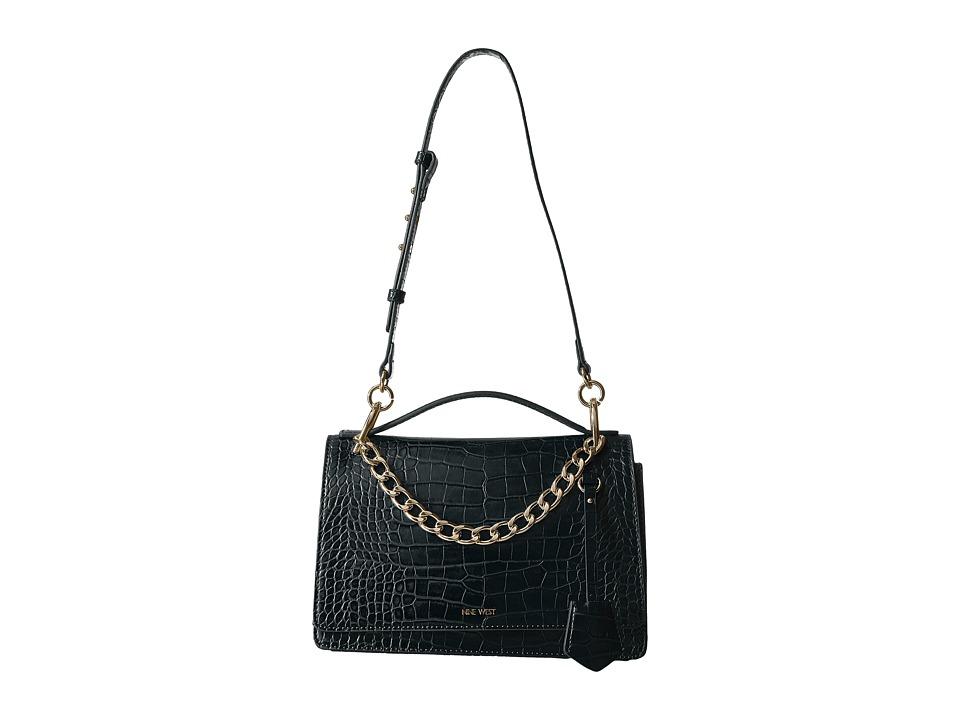 Nine West - Baldree (Black) Handbags