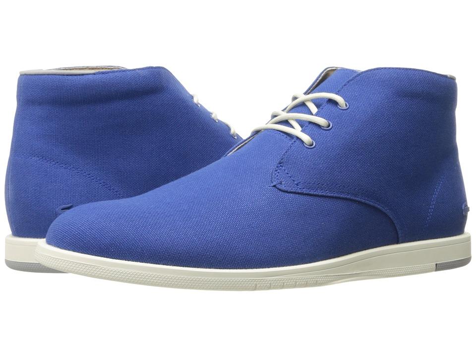 Lacoste Laccord Chukka 217 1 (Blue) Men