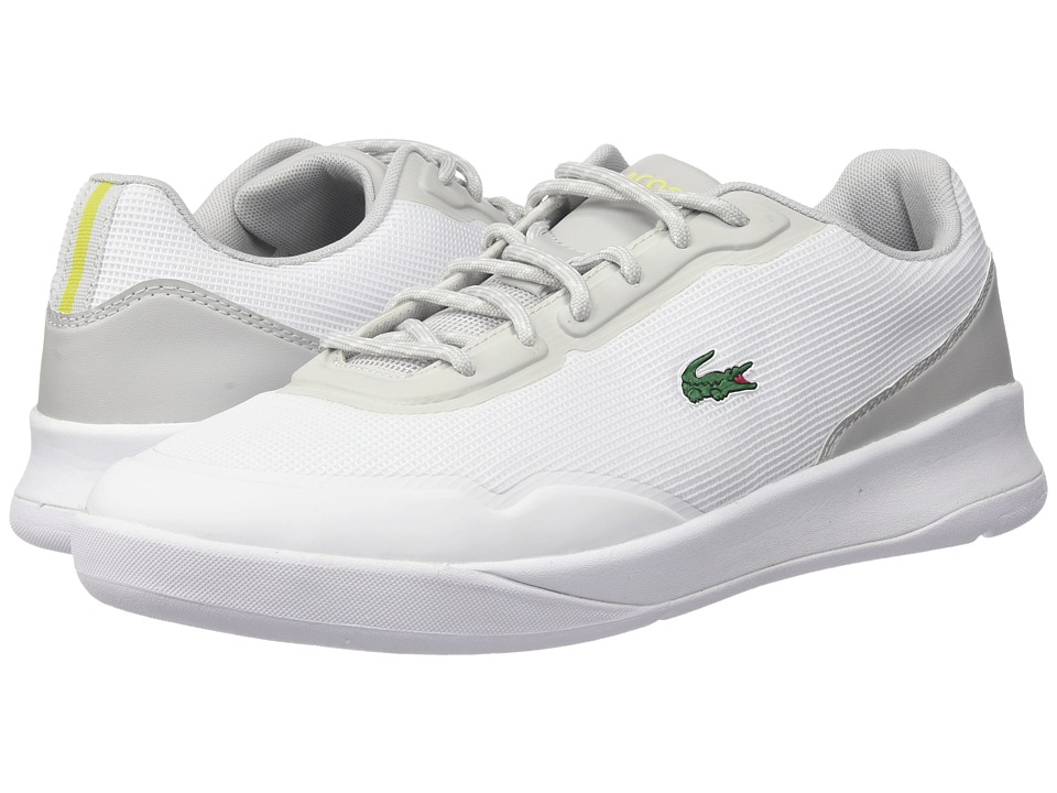 Lacoste - LT Spirit 217 2 (White) Men's Shoes