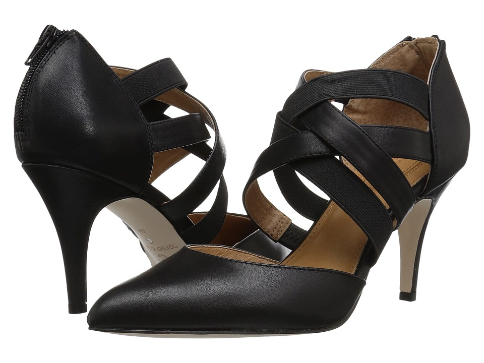 CC Corso Como Crystall (Black Soft Vacuum) High Heels