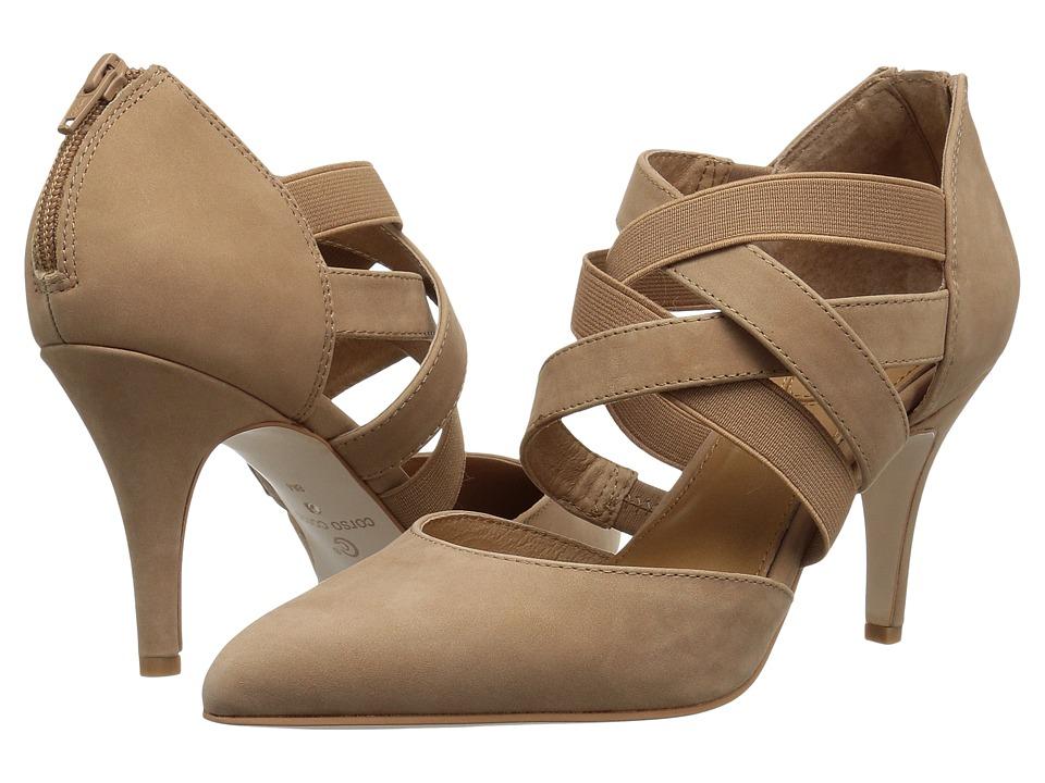 CC Corso Como Crystall (Camel Soft Nubuck) High Heels