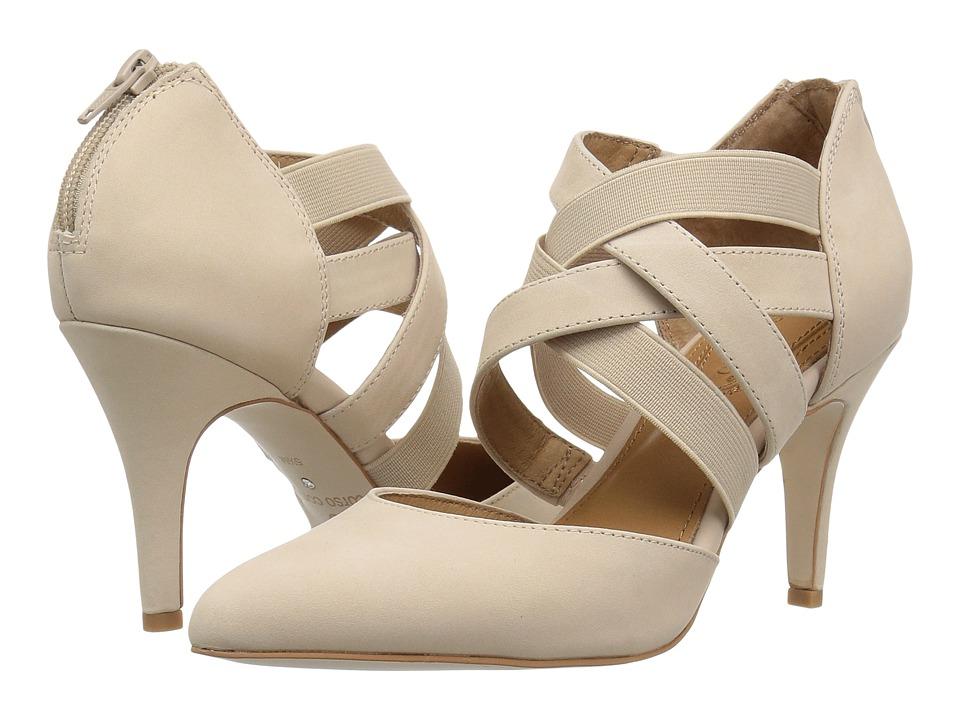 CC Corso Como Crystall (Nude Soft Nubuck) High Heels
