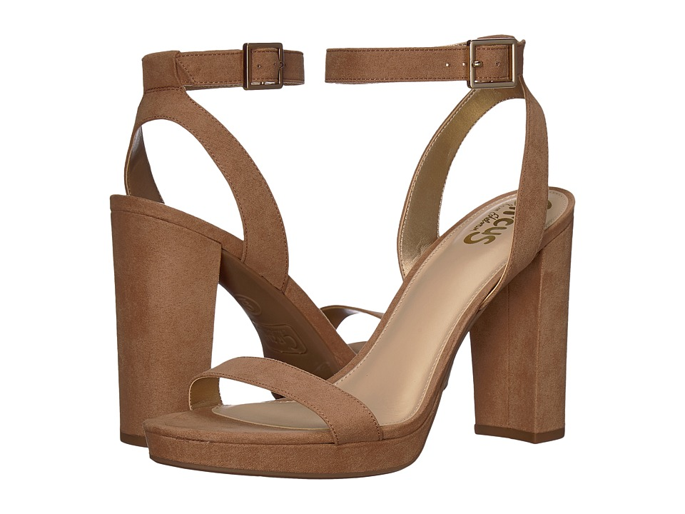 Circus by Sam Edelman Annette (Golden Caramel Microsuede) Women's Shoes