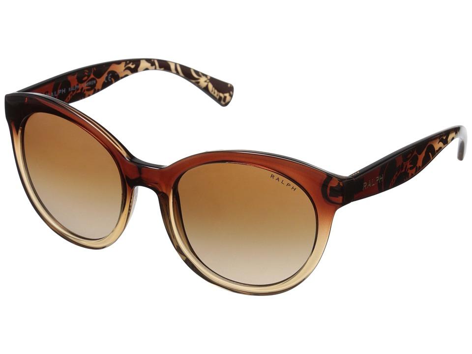 Ralph by Ralph Lauren - 0RA5211 (Brown) Fashion Sunglasses