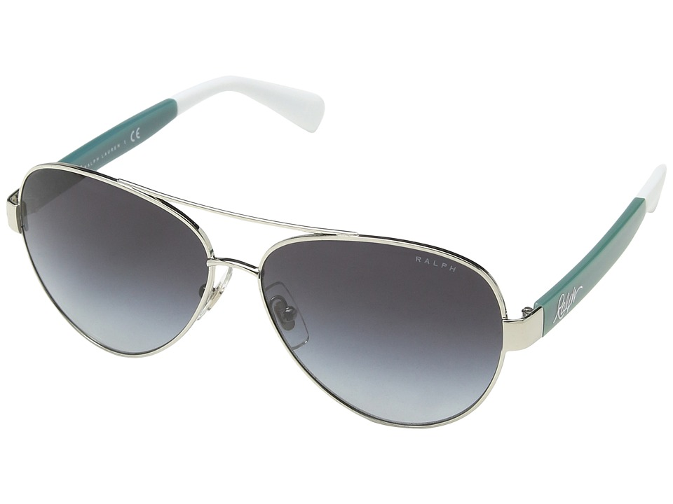 Ralph by Ralph Lauren - 0RA4114 (Silver) Fashion Sunglasses