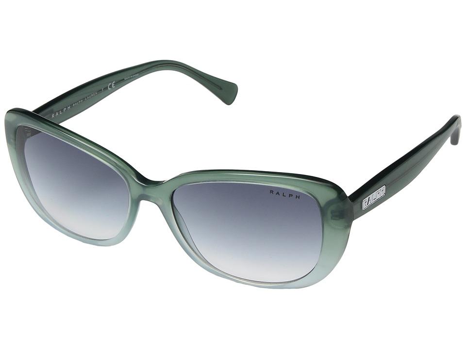 Ralph by Ralph Lauren - 0RA5215 (Teal) Fashion Sunglasses