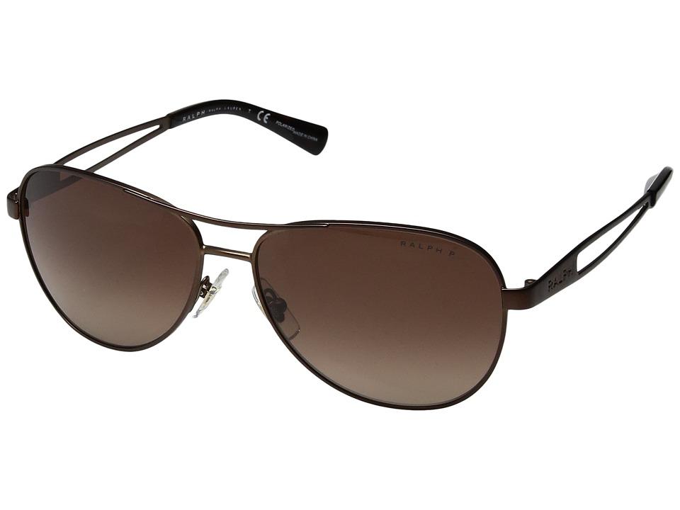 Ralph by Ralph Lauren - 0RA4115 (Brown) Fashion Sunglasses