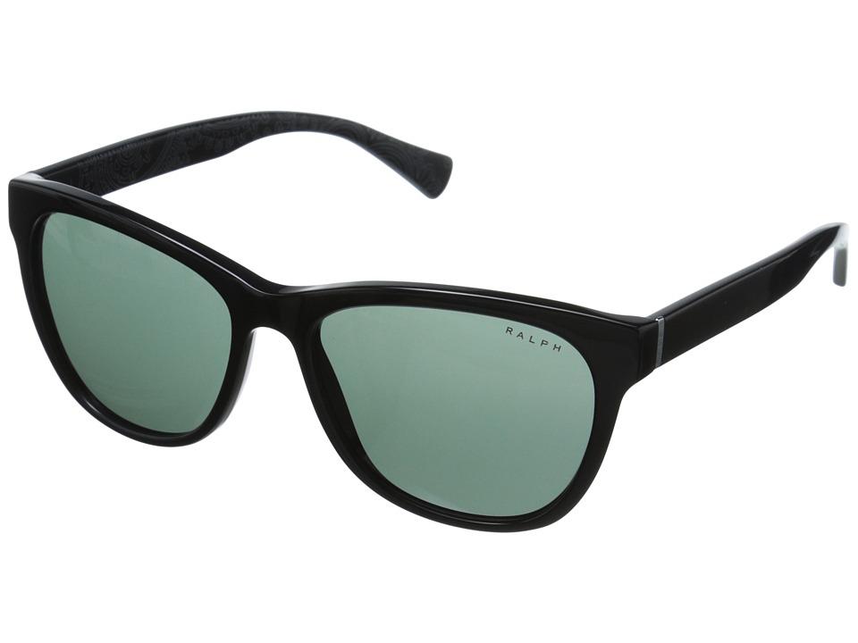 Ralph by Ralph Lauren - 0RA5196 (Black) Fashion Sunglasses