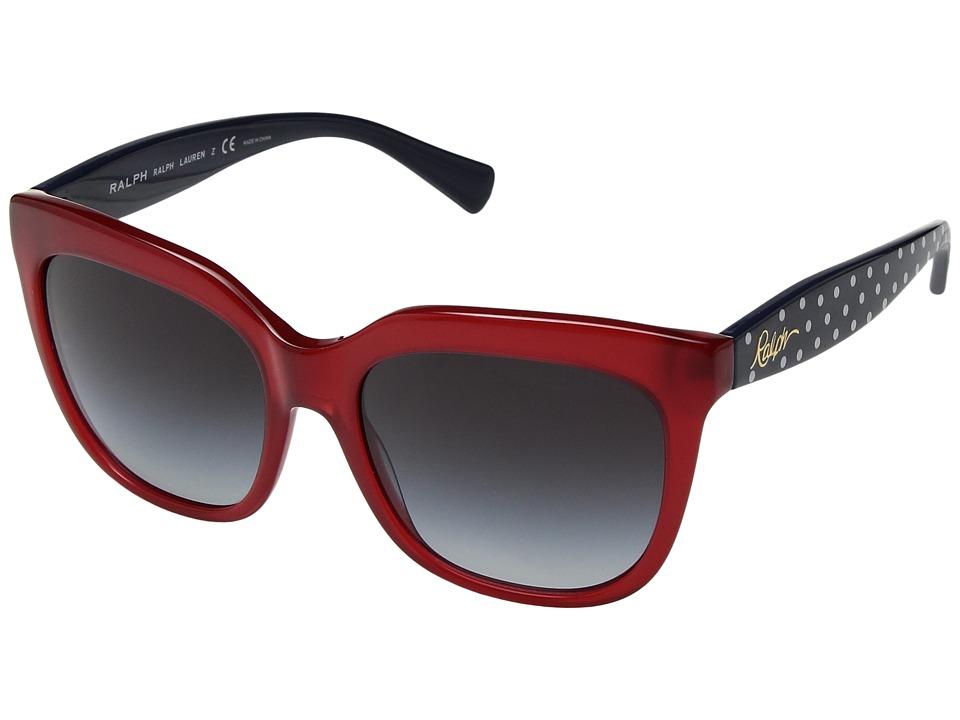 Ralph by Ralph Lauren - 0RA5213 (Red) Fashion Sunglasses
