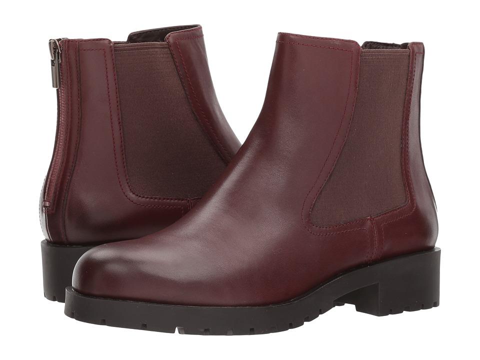 Cole Haan - Stanton Chelsea Bootie (Brandy Brown) Women's Boots