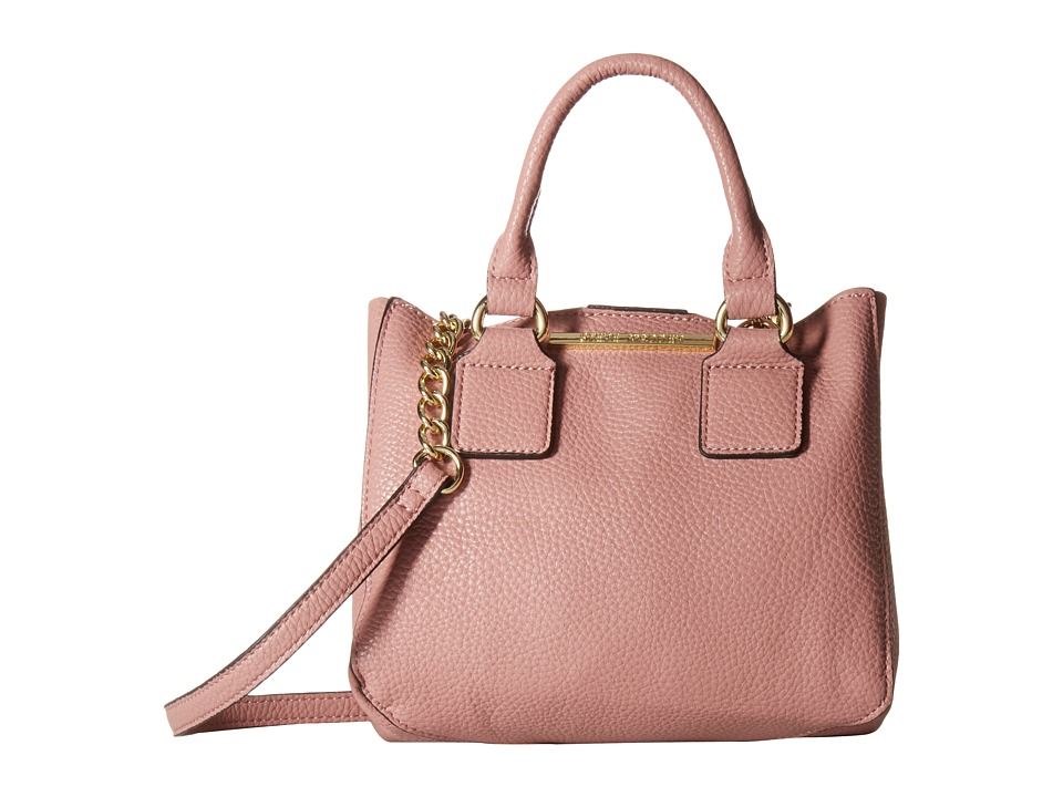 Steve Madden - Bmicro Triple Entry Satchel (Dusty Rose) Satchel Handbags