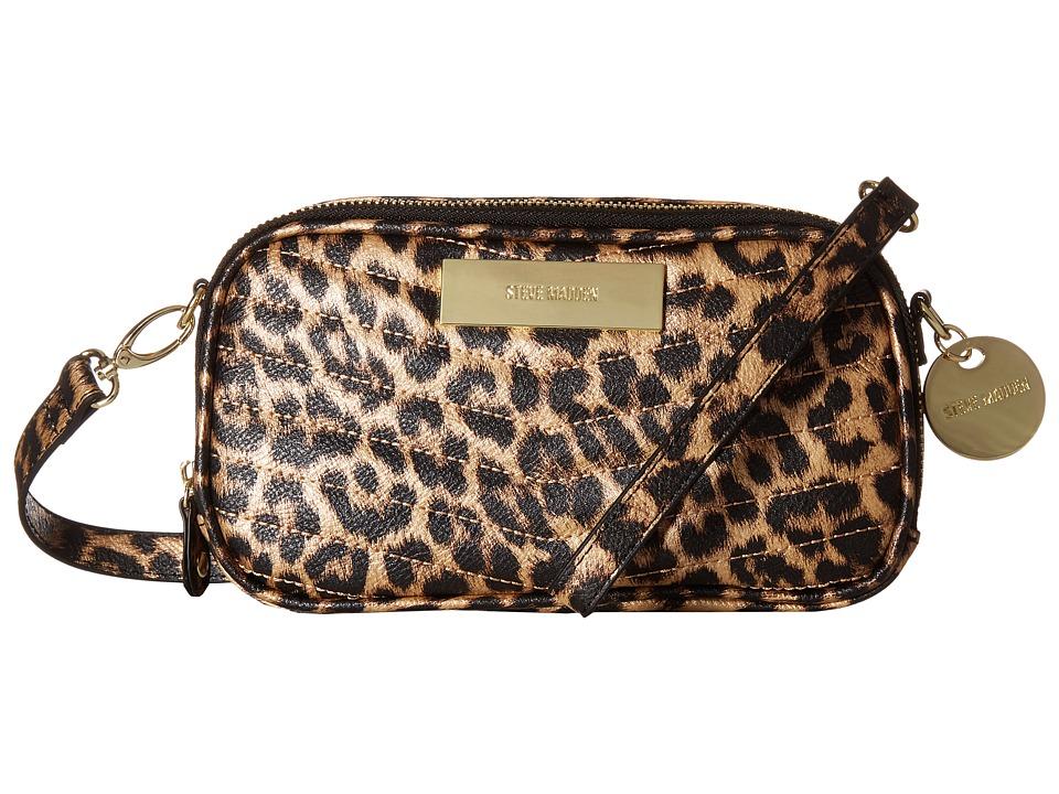 Steve Madden - Bmagnolia Crossbody (Leopard) Cross Body Handbags