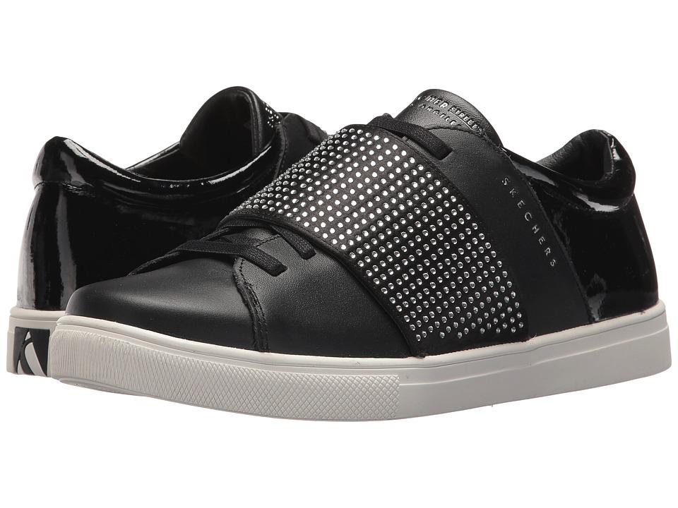 SKECHERS Street - Moda - Bling Park (Black) Women's Shoes
