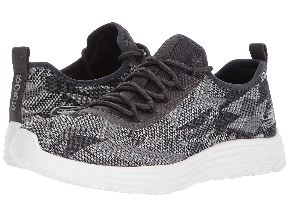 BOBS from SKECHERS Bobs Swift Power Surge (Charcoal/Gray) Women