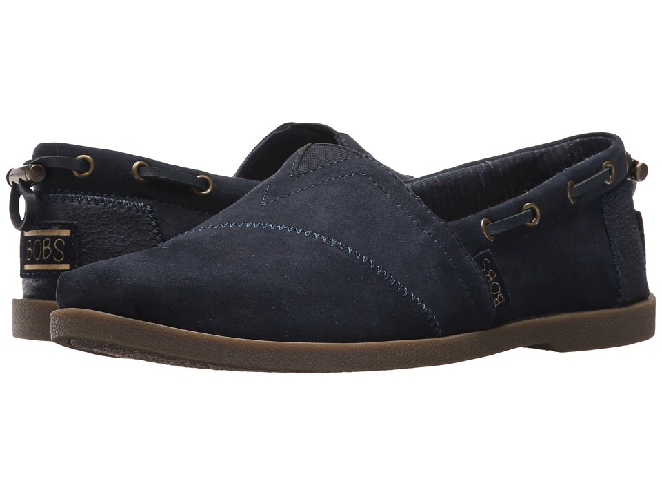 BOBS from SKECHERS Chill Luxe Traveler (Navy) Women