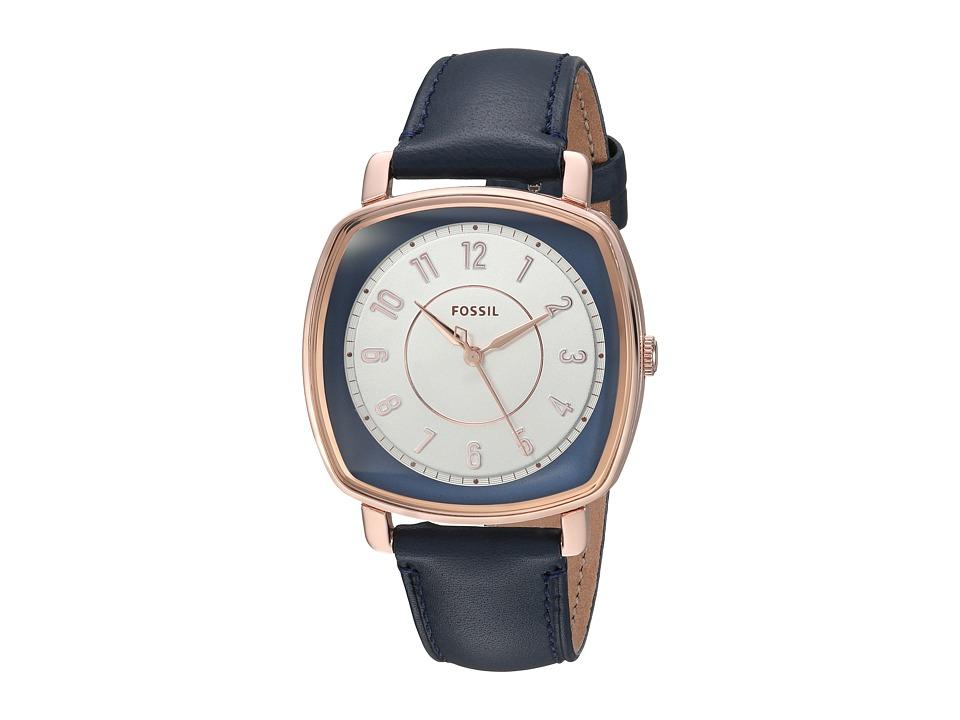 Fossil - Idealist ES4197 (Steel/Blue) Watches