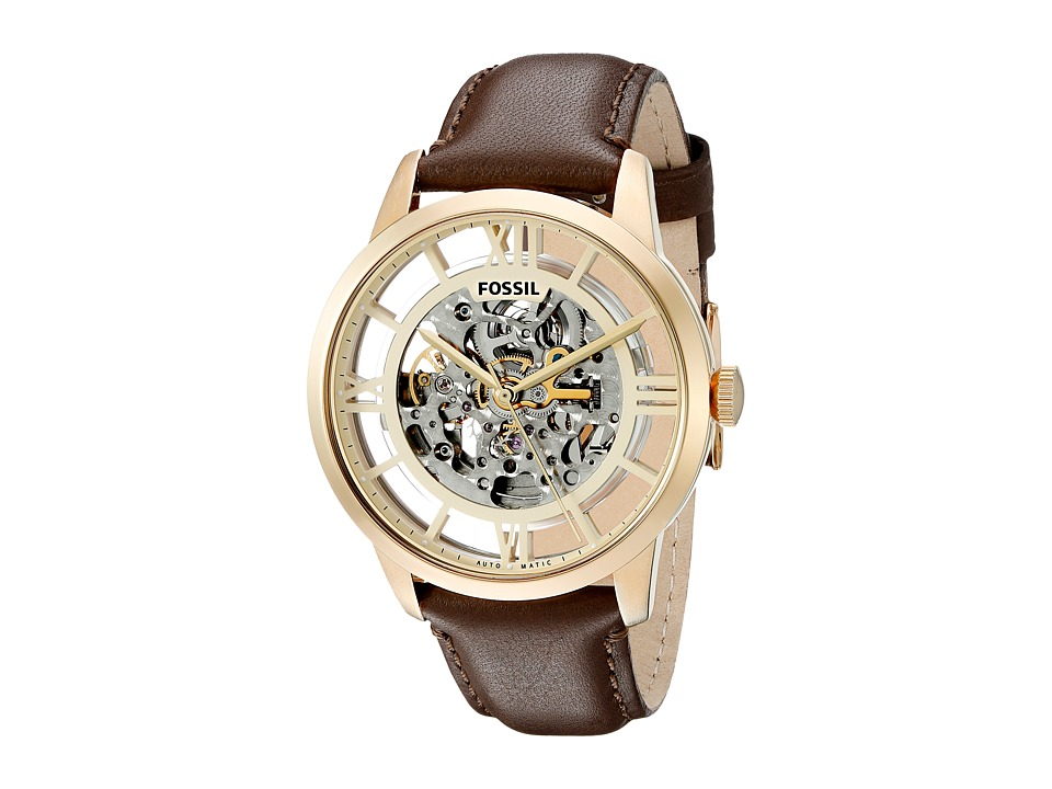 Fossil - Townsman ME3043 (Gold/Brown) Watches