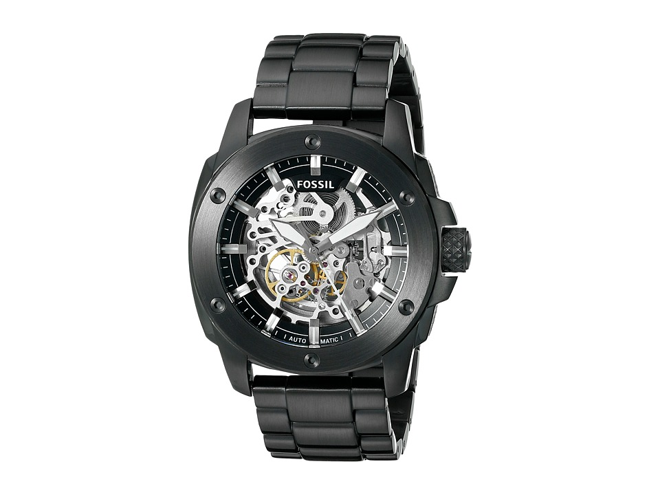 Fossil - Modern Machine ME3080 (Black) Watches
