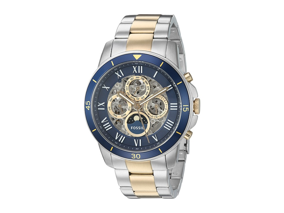 Fossil - Grant Sport ME3141 (Gold/Silver) Watches