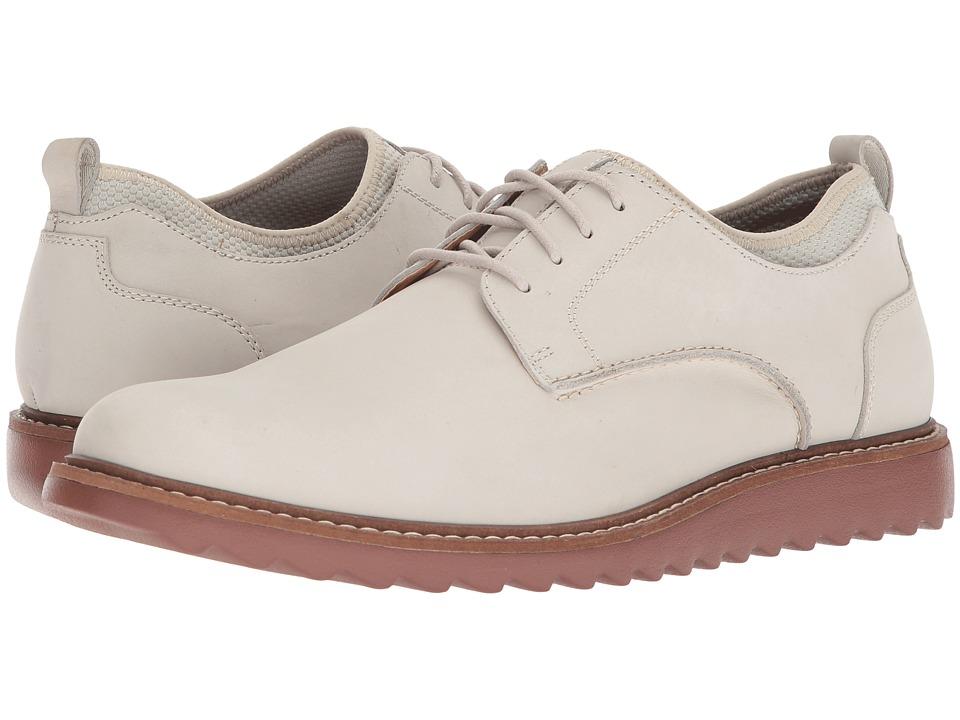 G.H. Bass & Co. Dirty Buck 2.0 Plain Toe Leather (Oyster Nubuck) Men